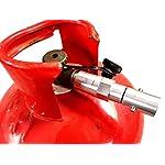 lpg gas bottle filling adaptor REMOTE 2m with non return valve autogas caravans 5