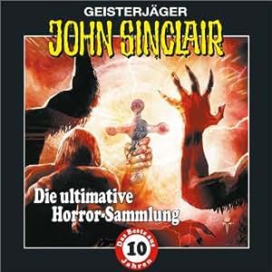 Die Ultimative Horrorsammlung (6 CDs)