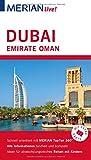 MERIAN live! Reiseführer Dubai, Emirate, Oman: Mit Extra-Karte zum Herausnehmen - Birgit Müller-Wöbcke