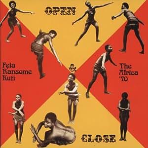 Open & Close - Afrodisiac