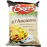 Bret's Chips à l'Ancienne au Sel de Guérande 125 g - Lot de 5