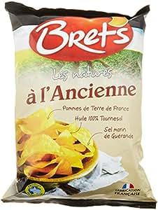 Bret's Chips à l'Ancienne au Sel de Guérande 125 g