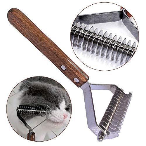 Onebarleycorn - Pet Cepillo Perros y Gatos
