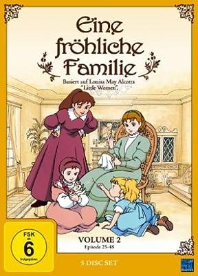Eine fröhliche Familie - Vol. 2, Episode 25-48 (5 Disc Set)