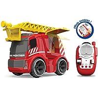 camion de pompier telecommande jeux et jouets. Black Bedroom Furniture Sets. Home Design Ideas