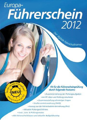 Führerschein 2012