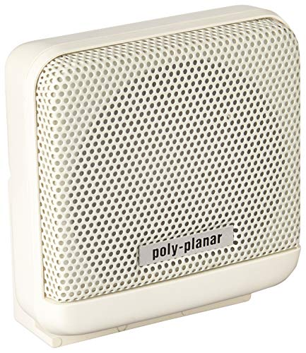 POLY-PLANAR MB41 (W) VHF EXTENSION SPEAKER Poly-planar Extension Speaker