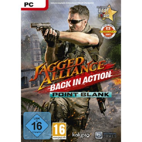 Jagged Alliance: Back In Action - Point Blank DLC (Point Blank-video-spiel)