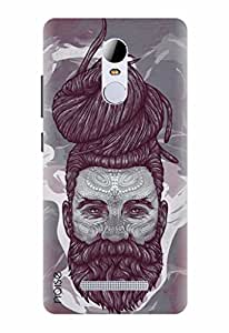 Noise Designer Phone Case / Cover for Xiaomi Redmi Note 3 / Shiva Design / Patterns & Ethnic – Multicolor (GD-60)