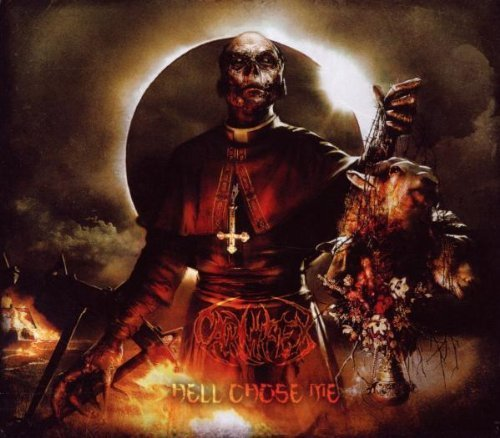Hell Chose Me by Carnifex (2010) Audio CD