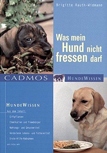 Was mein Hund nicht fressen darf (Cadmos Hundewissen)