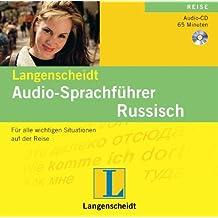 Langenscheidt Audio-Sprachführer Russisch: Für alle wichtigen Situationen auf der Reise