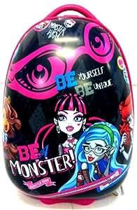 Starpak Monster High Kinder Hartschalen Trolley Reisekoffer