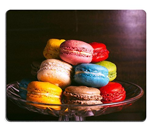 allgemeine-mauspad-naturkautschuk-mousepad-gruppe-der-leckeren-colorful-makronen-cookies-selectve-fo