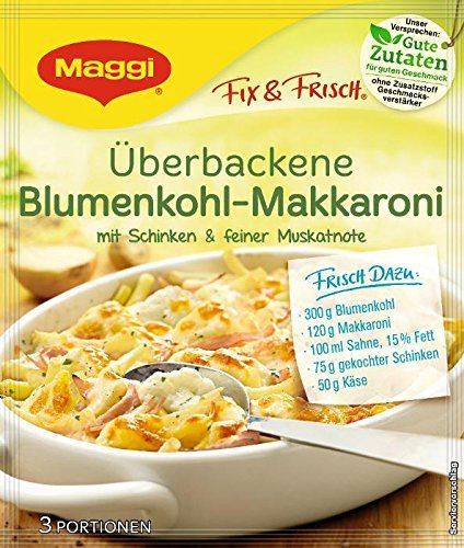 Maggi Fix & Frisch - Blumenkohl-Makkaroni - 43g
