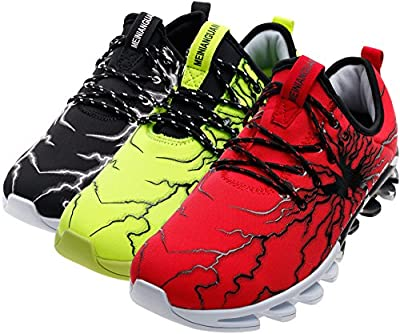 BLOOMNEXT Mode Gymschuhe für Männer 3 Farben 38-44