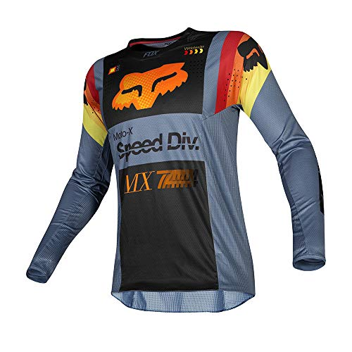 Fox Jersey 360 Murc Blue Steel L