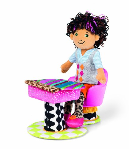 Manhattan Toy 122230 - Groovy Girls, Scrivania alla moda con poltroncina