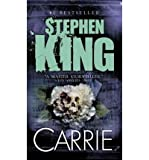 carrie by king stephen paperback