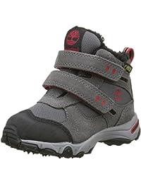 Timberland Unisex-Kinder Ossipee Mid 2 Schuhe mit Klettband