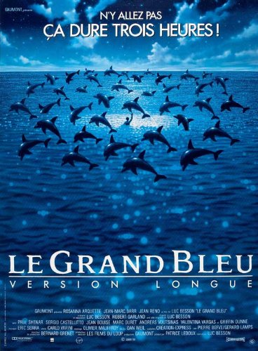 Affiche du film Le Grand Bleu (69 x 102 cm)