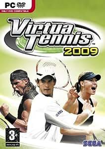 Virtua Tennis 2009 (PC DVD)