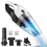 Best Cordless Handheld Vacuums - Holife 【2nd Gen】 Handheld Cordless Vacuum Cleaner, 14.8V Review