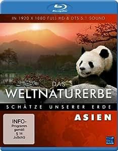 Das Weltnaturerbe - Schätze unserer Erde - Asien [Blu-ray]