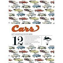 Cars - Volume 13. Grandes feuilles de papier cadeau de haute qualité.