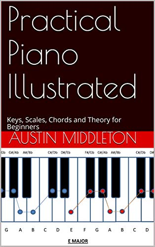 Practical Piano Illustrated: Keys, Scales, Chords and Theory for ...