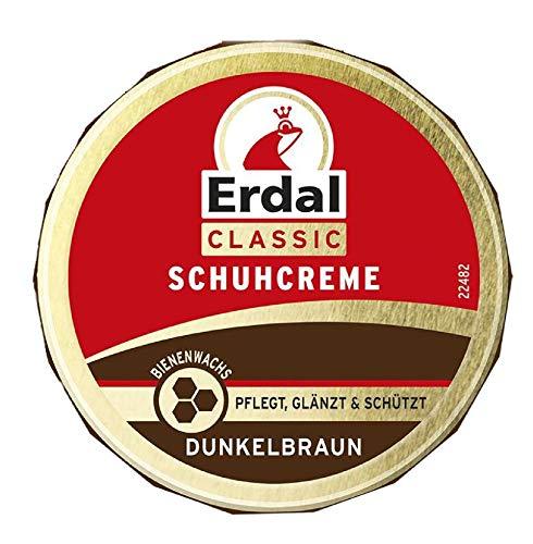 ERDAL SCHUHCR.DUNKELBRAUN 75ML