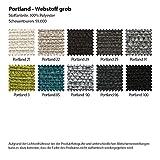 Polsterecke Sofa BONO mit Schlaffunktion Wohnlandschaft Schlafsofa Schlafcouch Kunstleder Webstoff Bettfunktion -