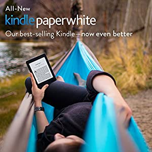 """Kindle Paperwhite 3G, 6"""" High Resolution Display (300 ppi) with Built-in Light, Free 3G + Wi-Fi 2"""