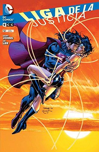 Liga de la justicia núm. 12 (Liga de la Justicia (Nuevo Universo DC)) por Geoff Johns