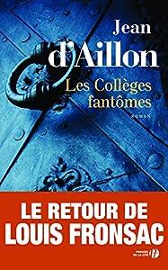 """Afficher """"Chroniques du collège de Clermont<br /> Les collèges fantômes"""""""