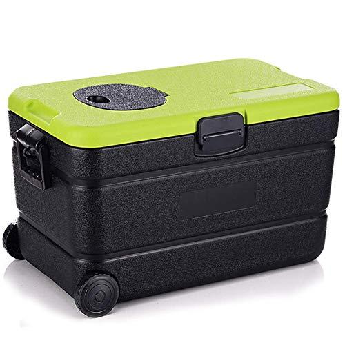 Scatola Frigo All'Aperto Scatola Fresca Scatola Refrigerante per Auto da 60 Litri...