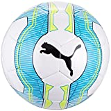 PUMA Fußball evoPOWER 1.3 Futsal FIFA Approved, white/atomic blue/safety yellow, 5, 082566 01