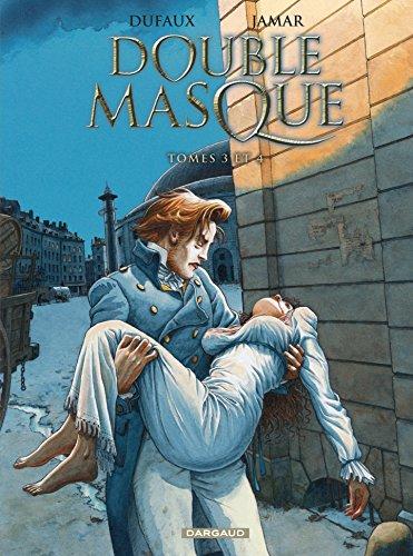 Double Masque - Intégrales - tome 2 - Intégrale tomes 3 et 4