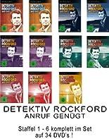 Detektiv Rockford - Anruf genügt - die komplette Serie - Staffel 1-6 im Set - Deutsche Originalware [34 DVDs] hier kaufen