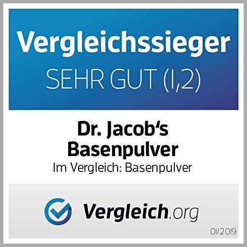 Dr. Jacobs Medical GmbH Basenpulver 300 g - 7