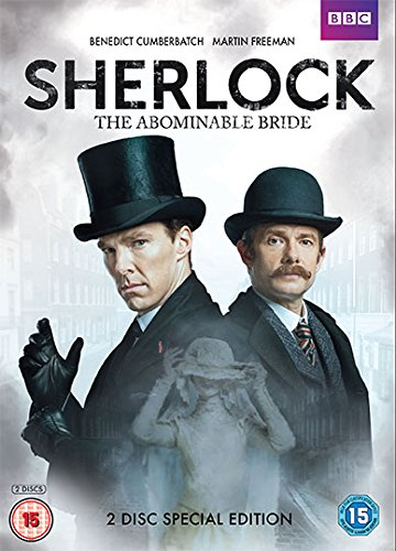 Sherlock   The Abominable Bride (2 Dvd) [Edizione: Regno Unito]