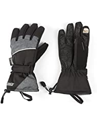 Gregster Premium Touchscreen Compatible Sports Gloves for Women with Thinsulate Thermal Insulation – For Skiing, Snowboarding, Hiking, Camping, Cycling