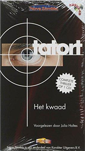 Preisvergleich Produktbild Tatort Het kwaad (Tatort: luisterboek voorgelezen door Julia Holtes)