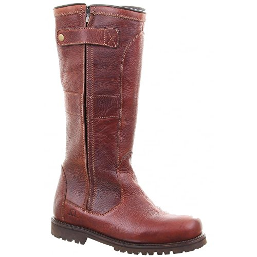 Chatham Marine Chargot, Bottes homme Rouge - Red Brown