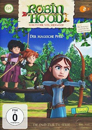 """Robin Hood - Schlitzohr von Sherwood """"Der magische Pfeil"""", Folge 4 - Die DVD zur TV-Serie"""