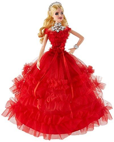 Signature Holiday Puppe (Blond) (Barbie Outfits Für Erwachsene)