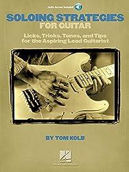 Soloing Strategies For Guitar (Book & CD): Noten, CD, Lehrmaterial für Gitarre