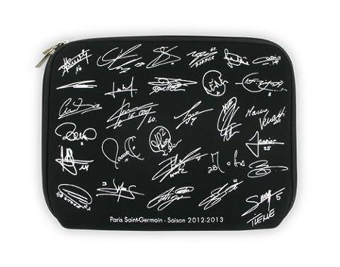 Psg Paris Saint Germain PSG302812 Housse en néoprène Signature Series pour iPad et Tablettes 7 - 9 ''