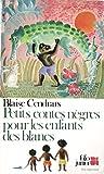 Petits contes negres pour les enfants des blancs