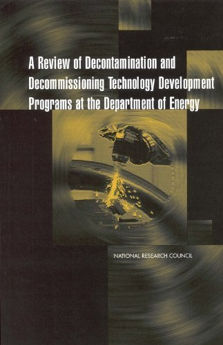 a-review-of-decontamination-and-decommissioning-technology-development-programs-at-the-department-of